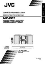 Buy JVC MX-KC2-8 Service Manual by download Mauritron #282985