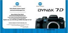 Buy Konica 2181 D7D OM E Camera Operating Guide by download Mauritron #320654