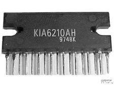Buy KIA6210AH 22-Watt BTL Dual Audio Power Amplifier