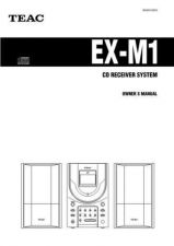Buy Teac EXM1E Operating Guide by download Mauritron #318701