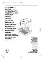 Buy De Longhi BAR14 Coffee Machine Operating Guide by download Mauritron #316352