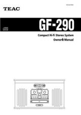 Buy Teac GF-350SB Operating Guide by download Mauritron #318756
