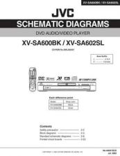 Buy JVC PA0031SCH Service Manual by download Mauritron #278009