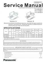 Buy Sharp FV-15VQL4 Manual by download Mauritron #298379