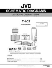 Buy JVC TH-C30-3 Service Manual by download Mauritron #283734