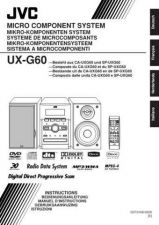 Buy JVC UX-G60-5 Service Manual by download Mauritron #284271