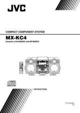 Buy JVC MX-KC45 Service Manual by download Mauritron #282992