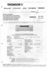 Buy Thomson DPL2010 Service Manual by download Mauritron #330062