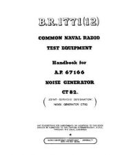 Buy Military CT82 Tech Manual by download #334863