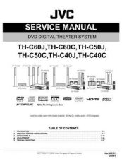 Buy JVC TH-C6-8 Service Manual by download Mauritron #276853