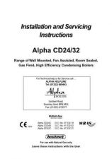 Buy Alpha CD24C-CD24S-CD32C INST by download Mauritron #323776