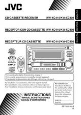 Buy JVC KW-XC410-KW-XC400 Service Manual by download Mauritron #282620