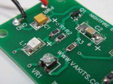 Buy Built & Tested - SMT LED Blinky Kit - RED