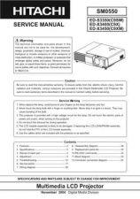 Buy Hitachi EDX12 Service Manual by download Mauritron #290176