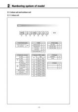 Buy NUMBERING SYSTEM OF MODEL Manual by download Mauritron #303488