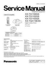 Buy Panasonic KX-TG1090NLB------ Manual by download Mauritron #300422