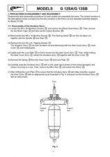 Buy Hitachi G12SA Tool Service Manual by download Mauritron #319976