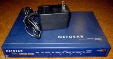 Buy RT314 NETGEAR internet Gateway router modem switch 10/100 hub wired model RT 314