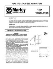 Buy Honeywell marley1047 manual Operating Guide by download Mauritron #316867