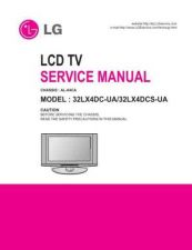 Buy LG MFL30105524_32LX4DC(S)-UA_2 Manual by download Mauritron #305528