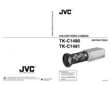 Buy JVC TK-C1480 Service Manual by download Mauritron #284073