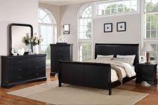 Buy Bedroom Beds Dresser Queen King Bedroom set 4 pc Bed set Louis Philippe Style