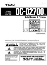 Buy Teac DC-D6300ETA Operating Guide by download Mauritron #318550