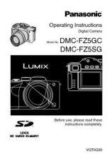 Buy Panasonic DMC-FZ5SG Manual by download Mauritron #298813