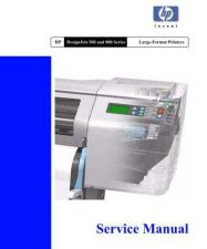 Buy Hewlett Packard DESIGNJET 500 by download Mauritron #320518