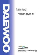 Buy Daewoo CN-001-TS Service Manual by download Mauritron #331720
