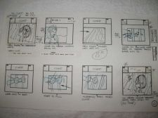 Buy Collectable Cartoon 'SHE RA' story board