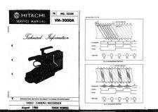 Buy Hitachi VM-E230E338E438E] Service Manual by download Mauritron #286823