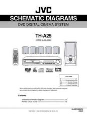 Buy JVC TH-A25-4 Service Manual by download Mauritron #283682