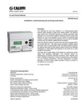 Buy Honeywell caleffi 6051manual Operating Guide by download Mauritron #316662