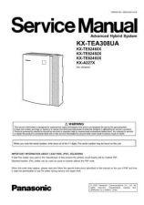 Buy Panasonic TEA308UA Manual by download Mauritron #302241