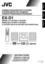 Buy JVC EX-D1-7 Service Manual by download Mauritron #280371