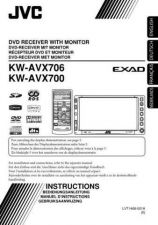 Buy JVC KW-AVX700 Service Manual by download Mauritron #275380