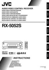 Buy JVC RX-5052S-2 Service Manual by download Mauritron #276473