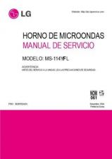Buy LG 3828W5S4270_2 Manual by download Mauritron #304296