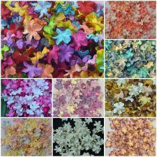 Buy 500 PIECES MULBERRY PAPER MINI PETAL FLOWER CRAFT SCRAPBOOKING DIA 2 cm/0.8 INCH