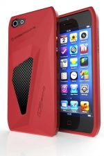 Buy Casemachine LP 500 case for Iphone 5 and Iphone 5s (Red)