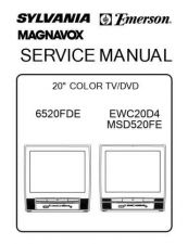 Buy Duraband 6520FDE Service Manual by download Mauritron #330448