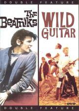 Buy THE BEATNIKS & Wild Guitar DVD B&W 1950s era FUN movies Arch HALL Jr. - NEW