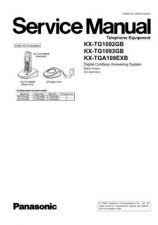 Buy Panasonic KX-TG9120ES Manual by download Mauritron #300547