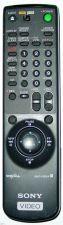 Buy SONY RMT V202A R REMOTE CONTROL VTR SLV 695HF 775HFPX 776HF VCR Plus 147502721