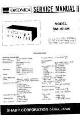 Buy JVC SM1515H SM GB(1) Service Manual by download Mauritron #283406