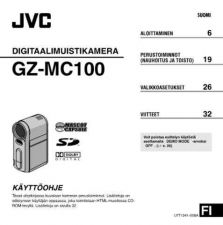 Buy JVC LYT1341-008A Operating Guide by download Mauritron #296100