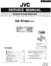 Buy JVC KS-RT311 Service Manual by download Mauritron #282508