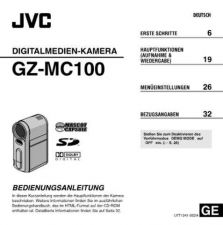 Buy JVC LYT1341-002A Operating Guide by download Mauritron #296088