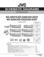 Buy JVC KD-G420 sch Service Manual by download Mauritron #281960